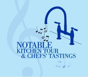 Notable Kitchen Tour and Chefs' Tastings