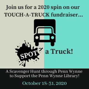 Spot-a-Truck Scavenger Hunt