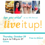 8th Annual Live It Up! Gala