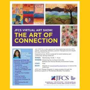 JFCS - Virtual Art Show