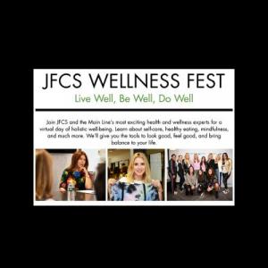 JFCS - Wellness Fest