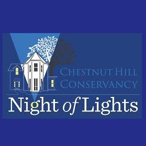 Chestnut Hill Conservancy's Night of Lights