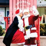 Cool Yule Holiday Photos at Suburban Square