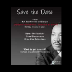 MLK Day of Service and Dialogue