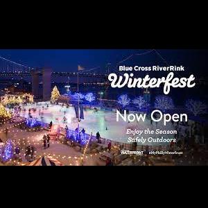 Blue Cross River Rink Winterfest