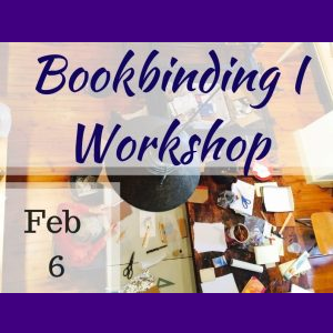Hand Bookbinding Workshop in Historic Sugartown'...
