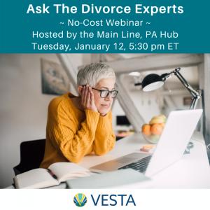 Vesta Divorce: Ask the Divorce Experts