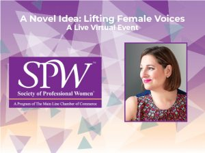 """Author of """"In Her Shoes"""" to speak at The Main Line Chamber of Commerce"""