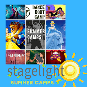 SALT Performing Arts Stagelight Summer Camps