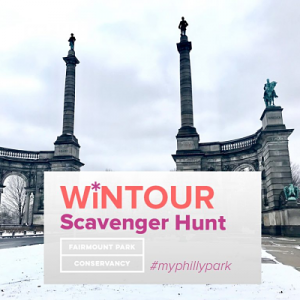 WinTOUR Scavenger Hunt in Fairmount Park