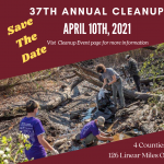 DCVA's 37th Annual Watershed Wide Clean Up
