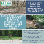 Watershed Community Town Hall: Haverford, Marple, Newtown & Springfield Townships