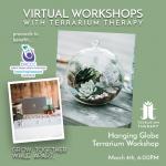 Virtual Terrarium Therapy Workshop