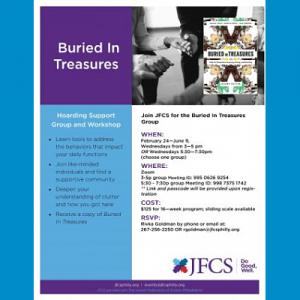 JFCS - Buried In Treasures