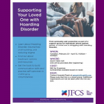 JFCS - Supporting Your Loved One with Hoarding Disorder