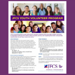 JFCS - Youth Volunteer Program