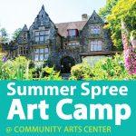 Community Arts Center - Summer Camp