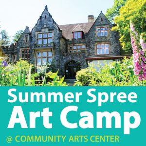 Community Arts Center - Summer Camp