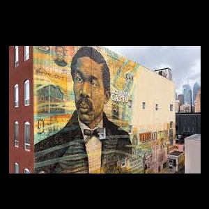 Black History Virtual Mural Tour
