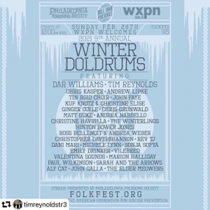 9th Annual 2021 Winter Doldrums Concert for Suicide Prevention