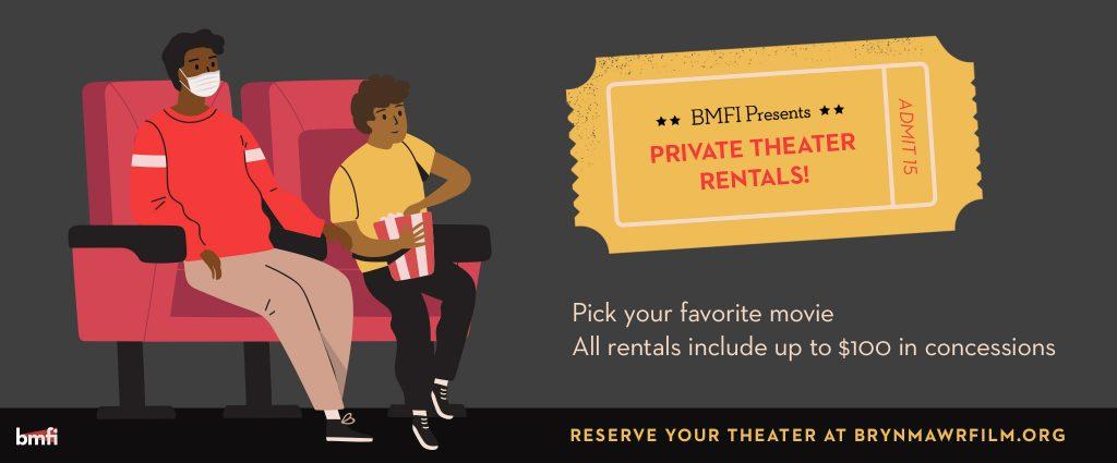 BMFI - Theater 5 Rentals