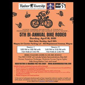 5th Bi-Annual Bike Rodeo