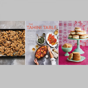 The Tahini Table: Virtual Author Event & Cook-...