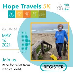 Hope Travels Virtual 5K