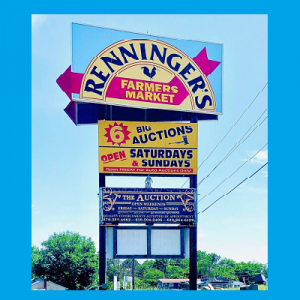 Renninger's Kutztown Antiques and Collectors Extravaganza