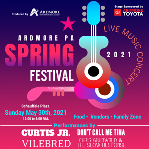 Ardmore Spring Festival
