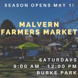 Malvern Farmer's Market
