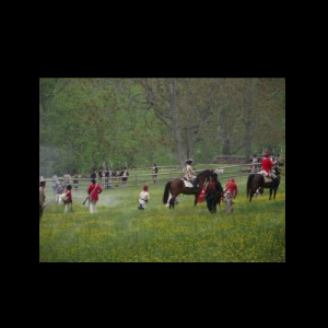 Colonial Pennsylvania Plantation 4th of July Celeb...