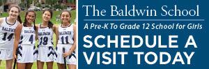 Ad for The Baldwin School