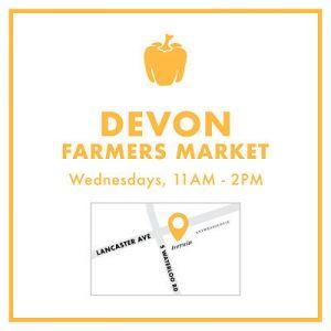 Devon Yard Farmer's Market
