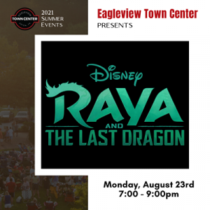 Eagleview Town Center Outdoor Movie Night