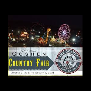 The 72nd Annual Goshen Country Fair