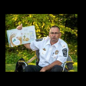 Reading with the Radnor Police
