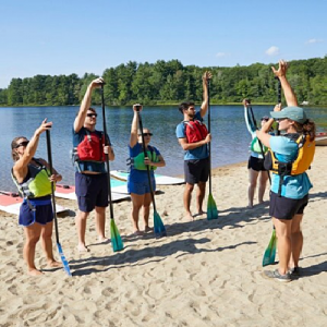 Introduction to Stand-Up Paddleboarding Course