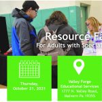 Transition and Adult Services Resource Fair