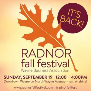 Radnor Fall Festival