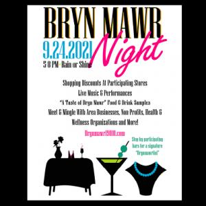 Bryn Mawr Night 2021
