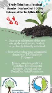 Tredyffrin Roots Foundation