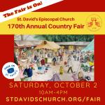 St. David's 170th Annual Country Fair