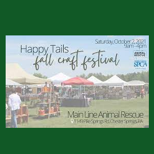 Happy Tails Fall Craft Festival