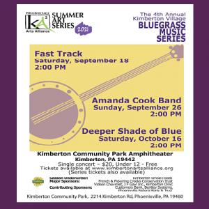 The Kimberton Village Bluegrass Music Series - Fas...
