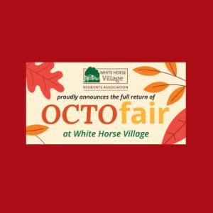 2021 White Horse Village Octofair
