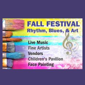 Fall Festival: Rhythm, Blues, and Art