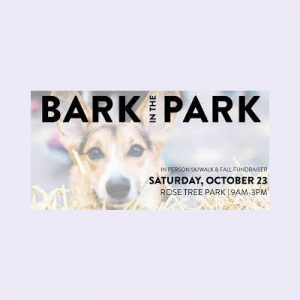 Bark in the Park 5K and Fall Fundraiser
