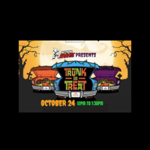 Trunk Or Treat For Kids: Free Community Event