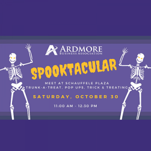 Ardmore Business Association Spooktacular